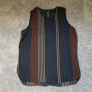 Who What Wear size XL sheer tank top